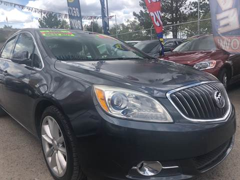 2013 Buick Verano for sale at Duke City Auto LLC in Gallup NM