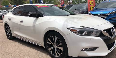 2017 Nissan Maxima for sale in Gallup, NM