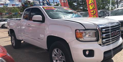 2016 GMC Canyon for sale in Gallup, NM