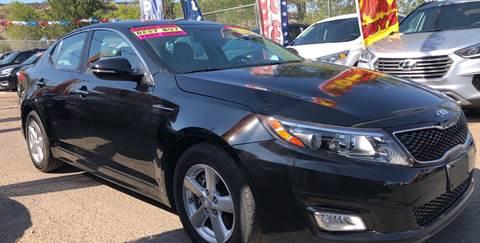 2015 Kia Optima for sale in Gallup, NM