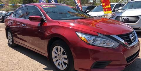 2017 Nissan Altima for sale in Gallup, NM