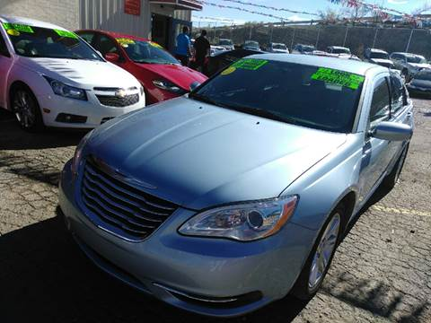 2012 Chrysler 200 for sale in Gallup, NM