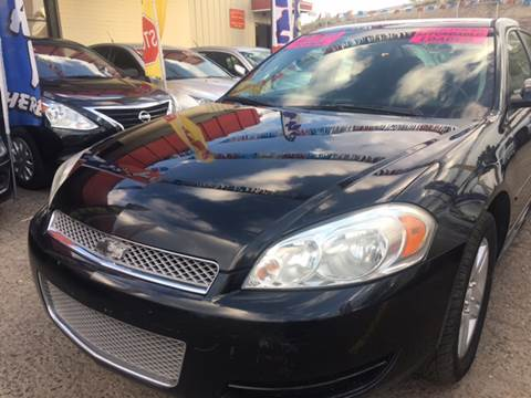 2012 Chevrolet Impala for sale in Gallup, NM