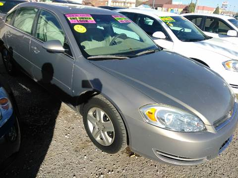 2006 Chevrolet Impala for sale in Gallup, NM