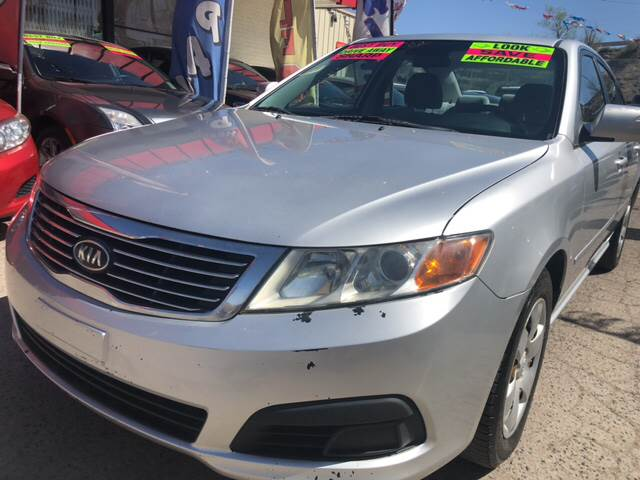 2009 Kia Optima LX 4dr Sedan (I4 5A)   Gallup NM