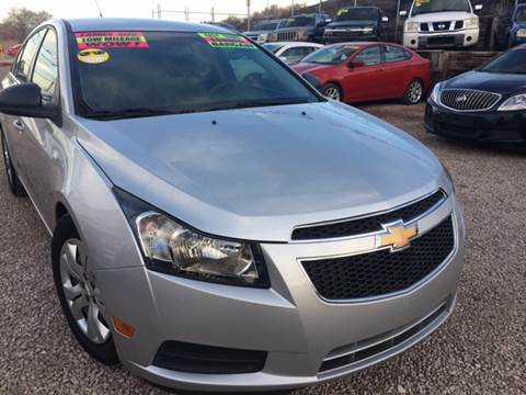 2012 Chevrolet Cruze for sale in Gallup, NM