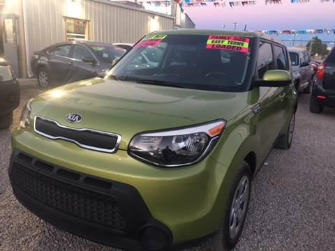 2015 Kia Soul for sale in Gallup, NM
