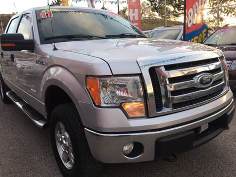 2011 Ford F-150 for sale in Gallup, NM