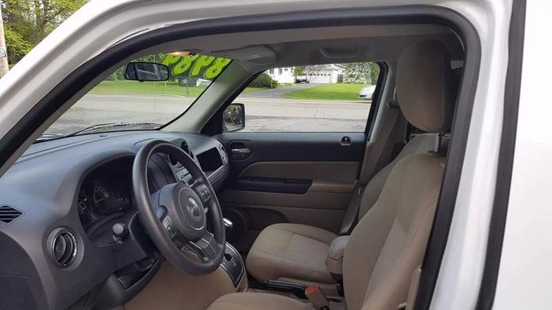 2014 Jeep Patriot for sale at JC's Auto Sales in Waterloo NY