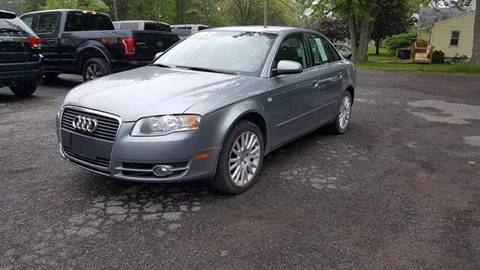 2006 Audi A4 for sale at JC's Auto Sales in Waterloo NY