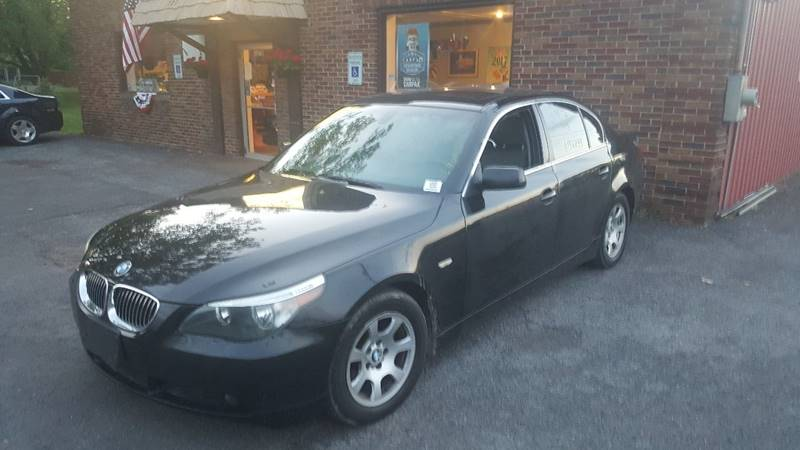 2005 BMW 5 Series for sale at JC's Auto Sales in Waterloo NY