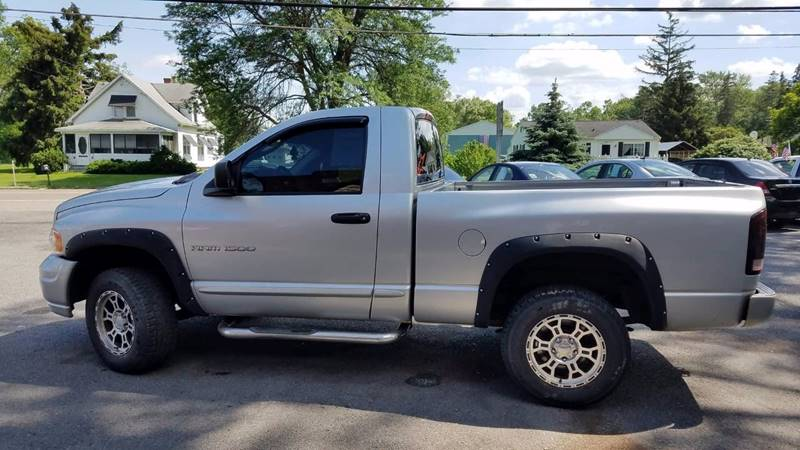 2005 Dodge Ram Pickup 1500 for sale at JC's Auto Sales in Waterloo NY