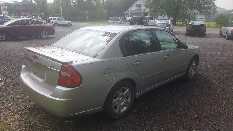2006 Chevrolet Malibu for sale at JC's Auto Sales in Waterloo NY