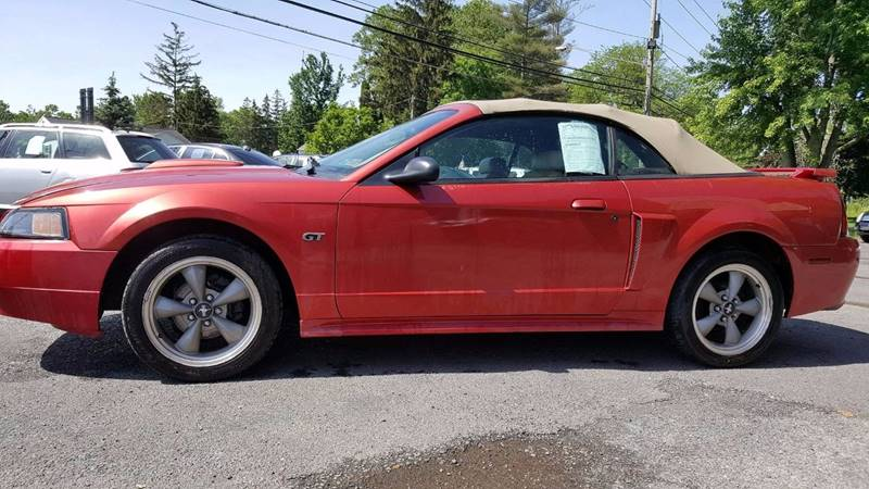 2001 Ford Mustang for sale at JC's Auto Sales in Waterloo NY