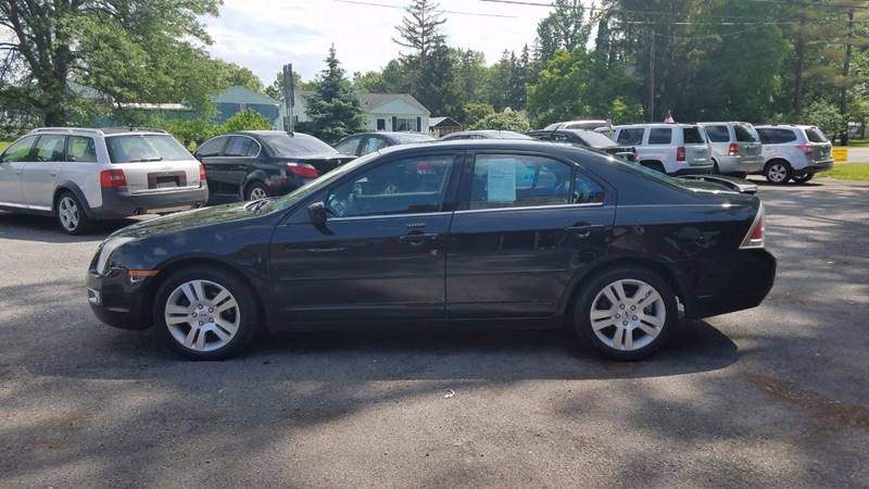 2009 Ford Fusion for sale at JC's Auto Sales in Waterloo NY