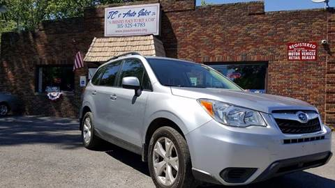 2014 Subaru Forester for sale at JC's Auto Sales in Waterloo NY