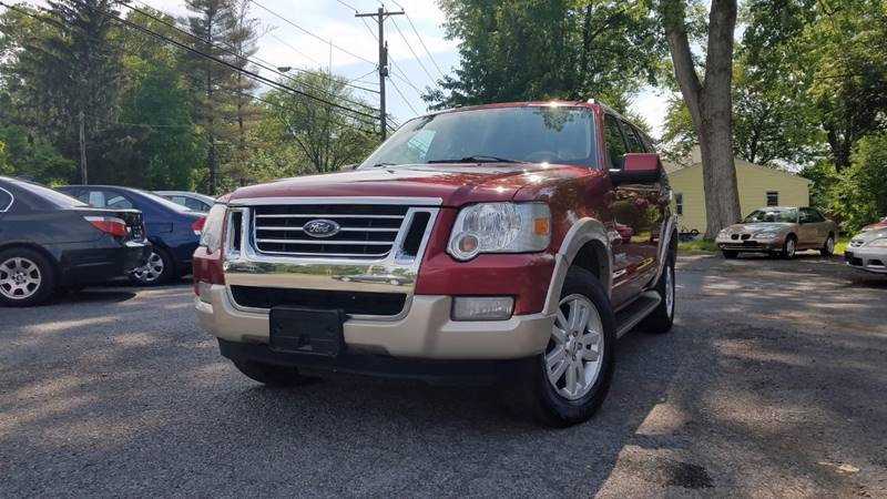 2007 Ford Explorer for sale at JC's Auto Sales in Waterloo NY