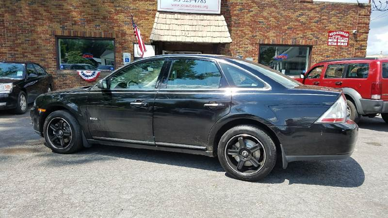 2008 Mercury Sable for sale at JC's Auto Sales in Waterloo NY