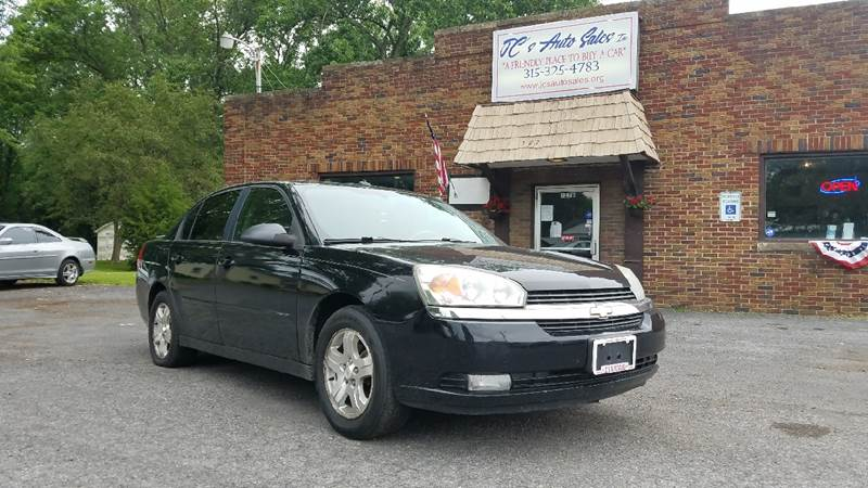 2005 Chevrolet Malibu for sale at JC's Auto Sales in Waterloo NY