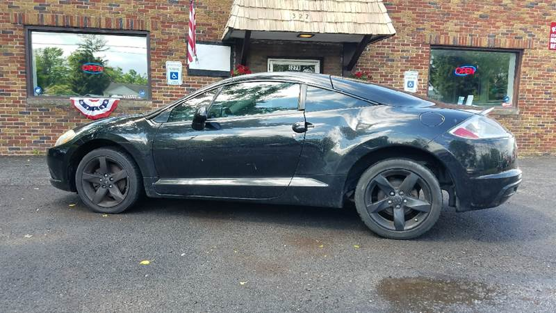 2009 Mitsubishi Eclipse for sale at JC's Auto Sales in Waterloo NY