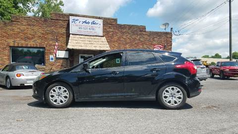 2012 Ford Focus for sale at JC's Auto Sales in Waterloo NY