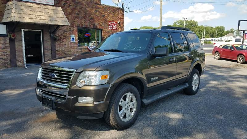 2008 Ford Explorer for sale at JC's Auto Sales in Waterloo NY