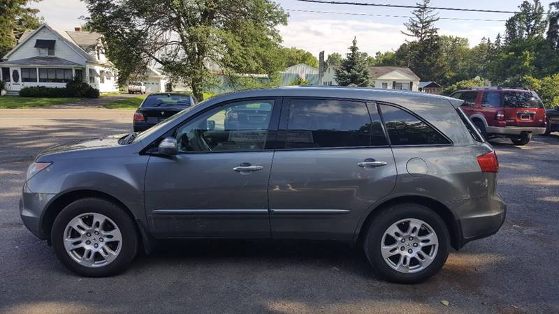 2008 Acura MDX for sale at JC's Auto Sales in Waterloo NY