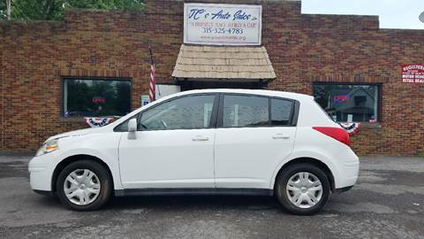 2012 Nissan Versa for sale at JC's Auto Sales in Waterloo NY