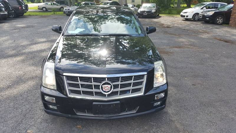 2008 Cadillac STS for sale at JC's Auto Sales in Waterloo NY