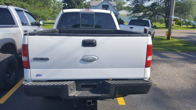 2007 Ford F-150 for sale at JC's Auto Sales in Waterloo NY