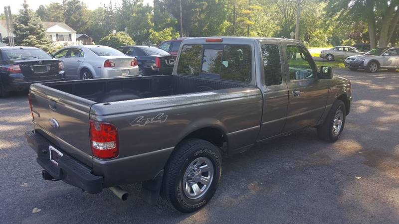 2008 Ford Ranger for sale at JC's Auto Sales in Waterloo NY