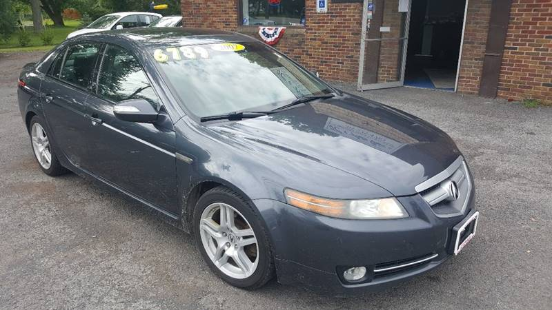 2007 Acura TL for sale at JC's Auto Sales in Waterloo NY