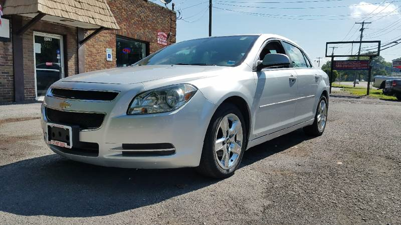 2010 Chevrolet Malibu for sale at JC's Auto Sales in Waterloo NY
