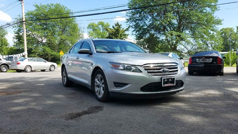 2011 Ford Taurus for sale at JC's Auto Sales in Waterloo NY