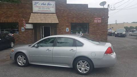 2011 Chevrolet Impala for sale in Waterloo, NY
