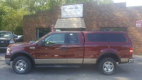 2004 Ford F-150 for sale at JC's Auto Sales in Waterloo NY