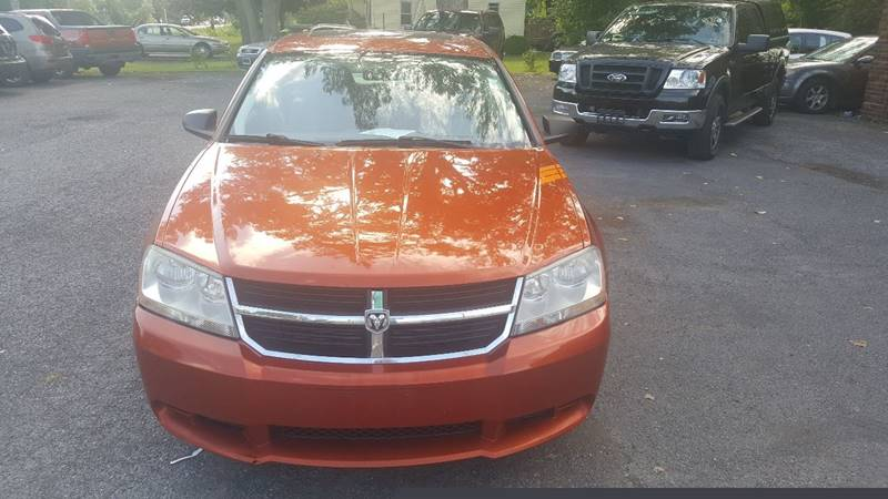 2008 Dodge Avenger for sale at JC's Auto Sales in Waterloo NY