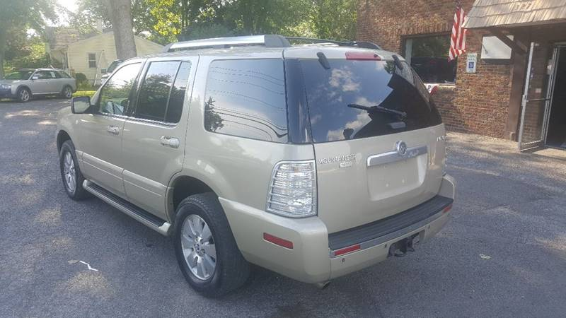 2006 Mercury Mountaineer for sale at JC's Auto Sales in Waterloo NY