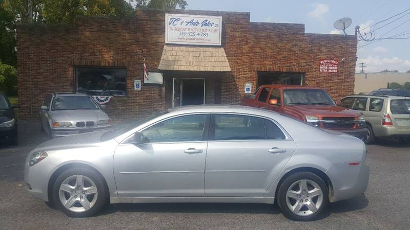 2009 Chevrolet Malibu for sale at JC's Auto Sales in Waterloo NY