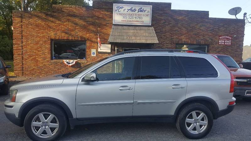 2007 Volvo XC90 for sale at JC's Auto Sales in Waterloo NY