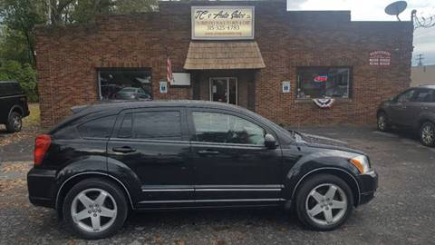 2008 Dodge Caliber for sale at JC's Auto Sales in Waterloo NY