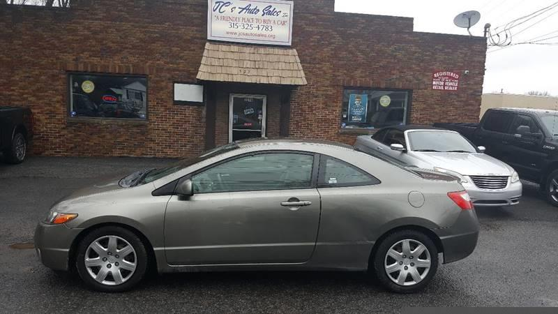 2006 Honda Civic for sale at JC's Auto Sales in Waterloo NY