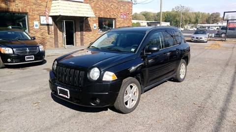 2010 Jeep Compass for sale at JC's Auto Sales in Waterloo NY