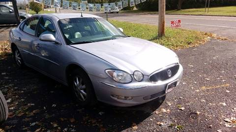 2005 Buick LaCrosse for sale at JC's Auto Sales in Waterloo NY
