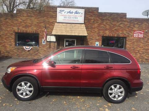 2007 Honda CR-V for sale in Waterloo, NY