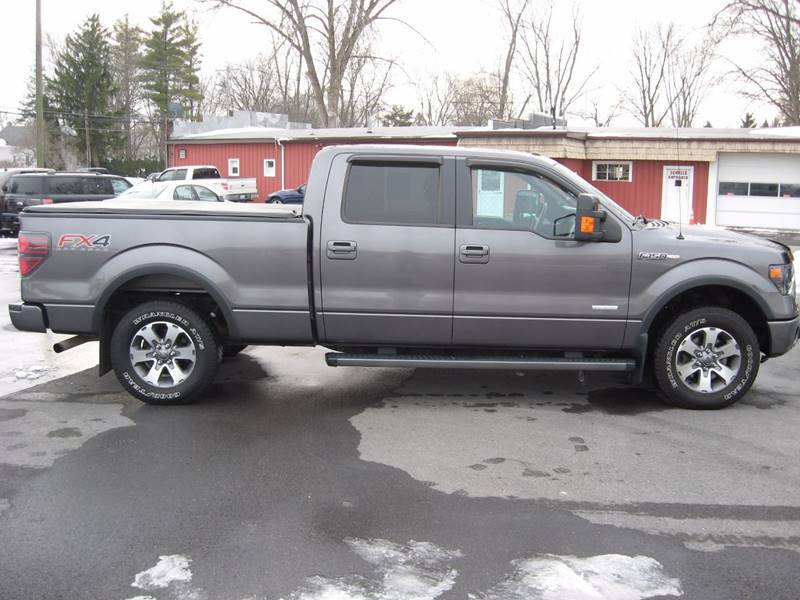 2013 Ford F-150 for sale at JC's Auto Sales in Waterloo NY