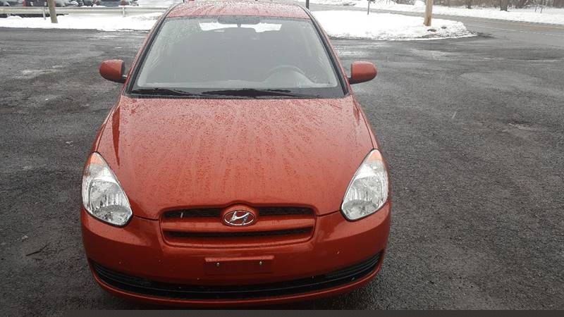 2010 Hyundai Accent for sale at JC's Auto Sales in Waterloo NY