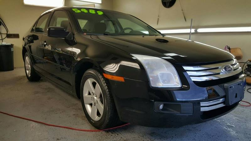 2007 Ford Fusion for sale at JC's Auto Sales in Waterloo NY