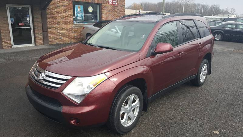 2007 Suzuki XL7 for sale at JC's Auto Sales in Waterloo NY