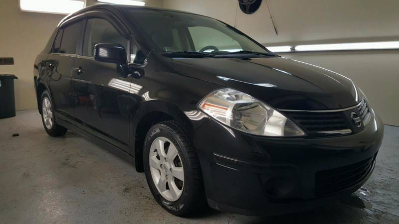 2007 Nissan Versa for sale at JC's Auto Sales in Waterloo NY